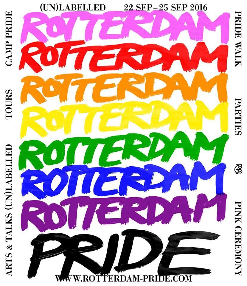 Rotterdam Pride 2016