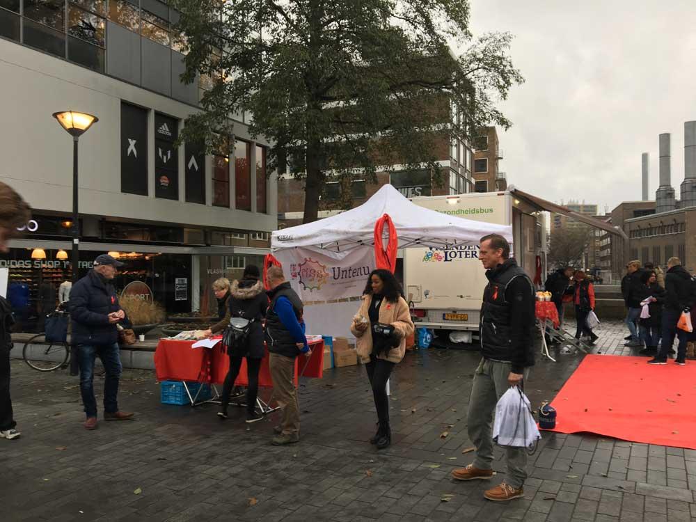 Wereld Aids Dag Rotterdam