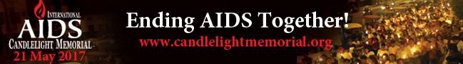 AIDS Candlelight Memorial